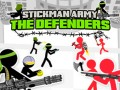 Games Stickman Army: The Defenders