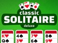 Games Classic Solitaire Deluxe