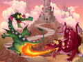 Games Fairy Tale Dragons Memory