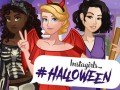 Games Instagirls Halloween Dress Up