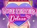 Games Love Tester Deluxe