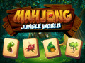 Games Mahjong Jungle World
