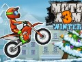 Games Moto X3M 4 Winter