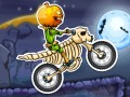 Games Moto X3M Spooky Land