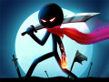 Games Stickman Fighter: Space War