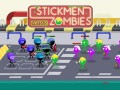 Games Stickmen vs Zombies
